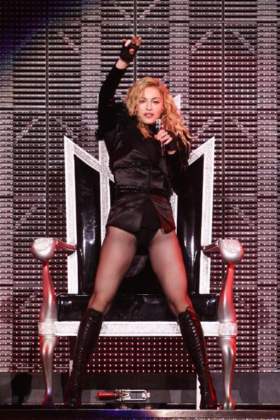 Madonna, Maîtresse Dominatrice?